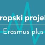 """Naša škola deo Evropskog projekta """"Erasmus plus"""""""